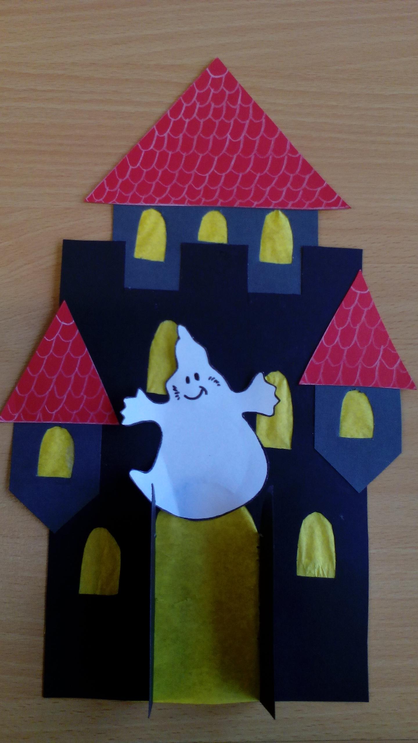Knutselen Halloween Groep 3.Knutselen Groep 3 Halloween Brekelmansadviesgroep